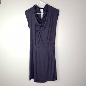 Anthropologie Deletta Draped Night Out Dress s/p